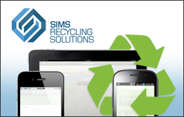 SIMS Recycling logo